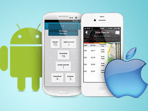 Conjoining Business with Android and IOS Apps